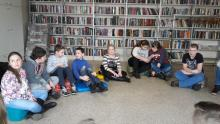 Молодёжные встречи в Таллиннской Центральной  библиотеке
